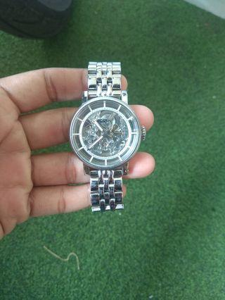 Fossil BF matic silver