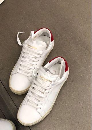 AUTHENTIC saint Laurent sneakers