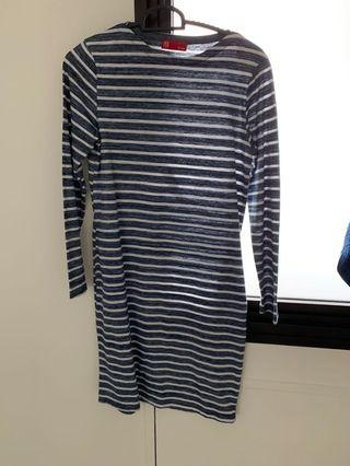 🚚 Striped Dress