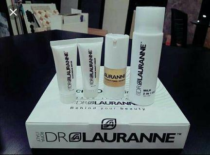 DR Lauranne skincare kit