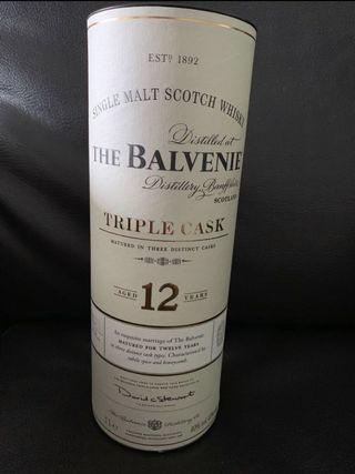 The Balvenie Aged 12years