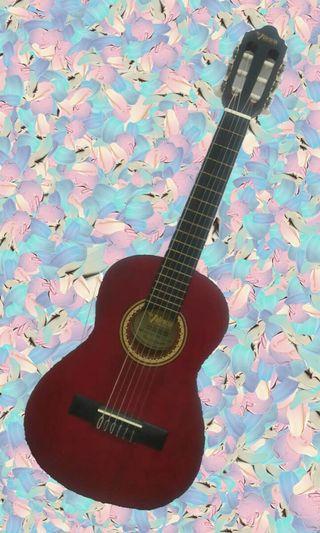 Gitar Kecil 'VALENCIA'