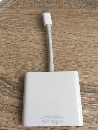 Apple type c adapter Model A1621