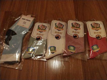 Cotton Socks for 3yo