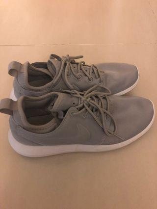 Nike grey sport shoes