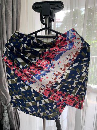 MDS Floral Skirt