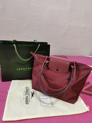 *Fast deal*Brand new  Longchamp with receipt