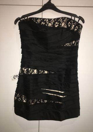 Bebe Tube Mini Dress