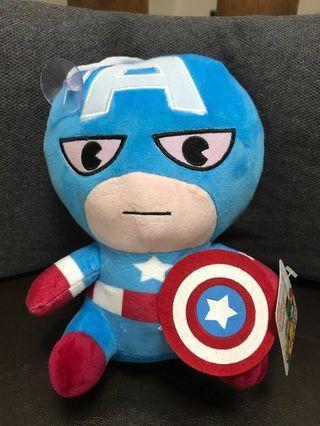 🚚 Captain America Plush
