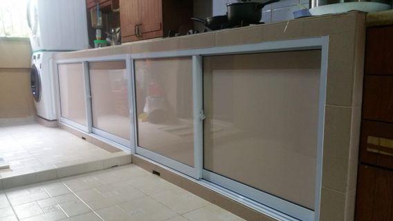 Basin Door