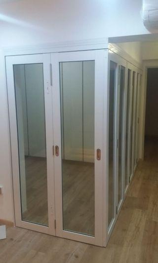 Aluminium Collapsible type for room segregation