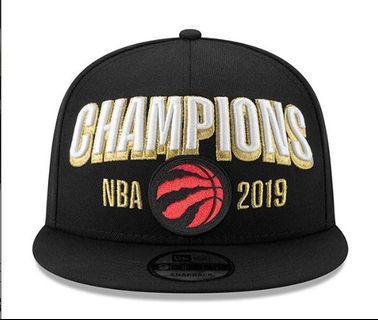 Raptors Champion Hat Limited Edition