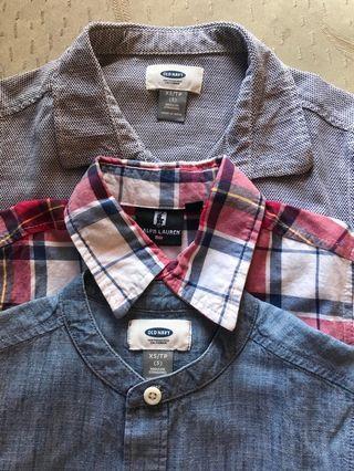 Assorted Boys Polo shirts