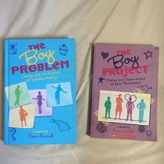 Teenage novels