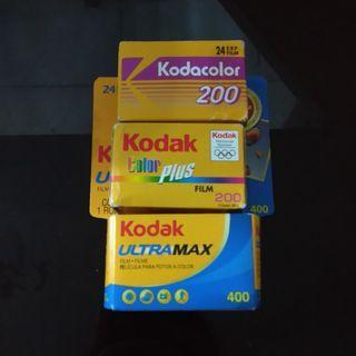 Kodak Ultramax Kodacolor 135 Expired Film