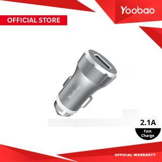 YOOBAO YB-207QC USB Car Charger / Car USB Charger