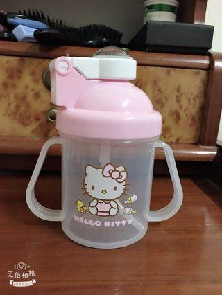 Kitty彈蓋水瓶