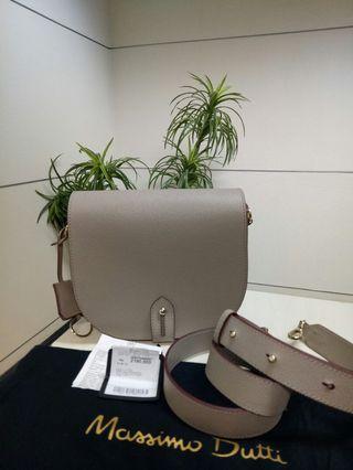 Massimo Dutti Saddle bag