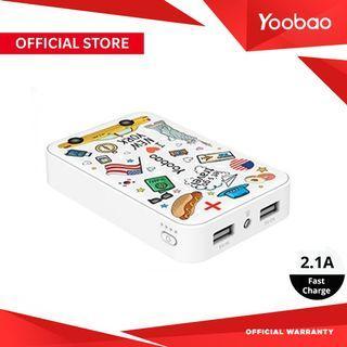 Yoobao M5 10000mAh Travel Edition Fast Charge Powerbank