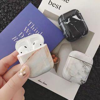 [PO] Marble AirPods Casing