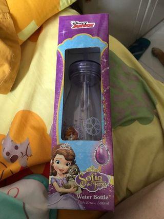 Disney princess Sofia 水樽