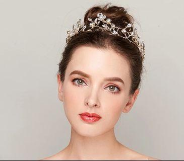 BN Mori Fairy Handmade Bridal Headdress