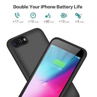 iPhone 8 Plus / 7 Plus / 6 6S Plus 8500mAh Battery Case