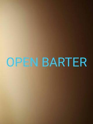 Barter Open Barter Barter Yuk Boleh Barter