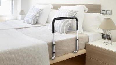 Geriatric bed rail