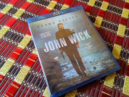 John Wick Blu Ray For Sale