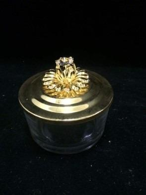 Canister with Gold Cover (Rent)