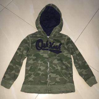 Oshkosh army green jacket