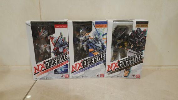 NXedge series-Gundam seed astray