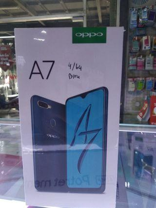 Oppo A7 kredit bunga bisa 0%