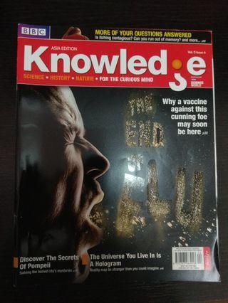 BBC Knowledge Magazines