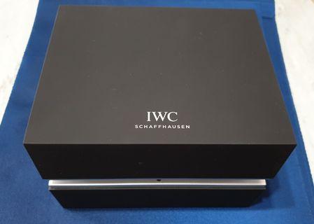 IWC genuine original watch box