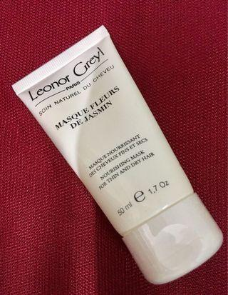 Leonor Greyl 🇫🇷Nourishing Mask For Thin and Dry Hair  苿莉滋養髪膜 50ml