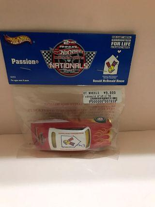 Hot wheels collectors national passion