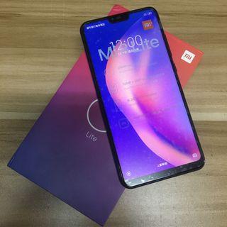 Mi 8 Lite Blue 4+64GB/ 小米 8 Lite 藍色 4+64GB