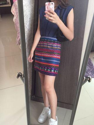 Tribal Skirt TOPSHOP