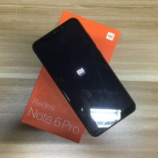 紅米 Note6 Pro 黑色 4+64GB /Redmi Note6 Pro Black 4+64GB