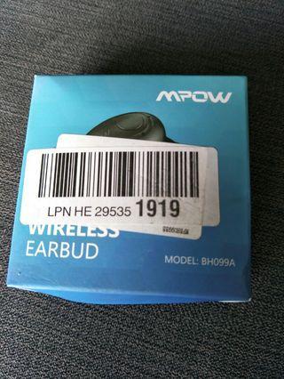 MPOW Wireless Earbud