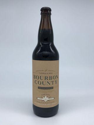 精釀啤酒 - [Untappd全世界排第4] Goose Island Bourbon County Stout Vanilla Rye 2014