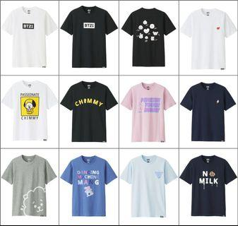 BT21 - limited stock