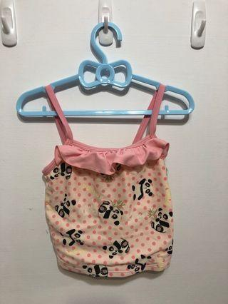 🚚 女童泳衣(套裝)