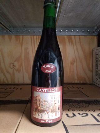 精釀啤酒 Cantillon Lou Pepe Kriek 2006 750ml