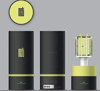 🚚 [early wts/instock] nct official lightstick