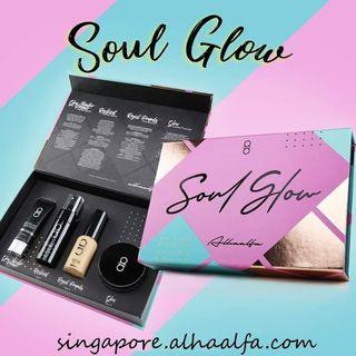 🚚 Alha Alfa Soul Matte / Soul Glow