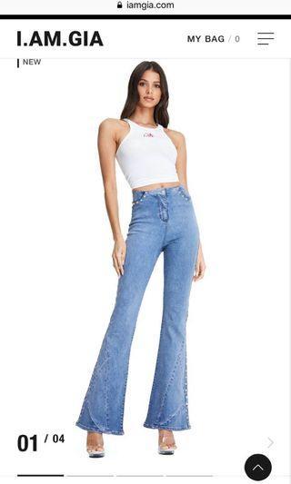 I am gia denim jeans
