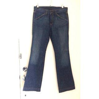 Diesel -- 女裝 低腰 牛仔褲 Ladies Jeans  *意大利製造Made in Italy  @Size: 30...